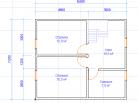 Планировка 2го этажа
