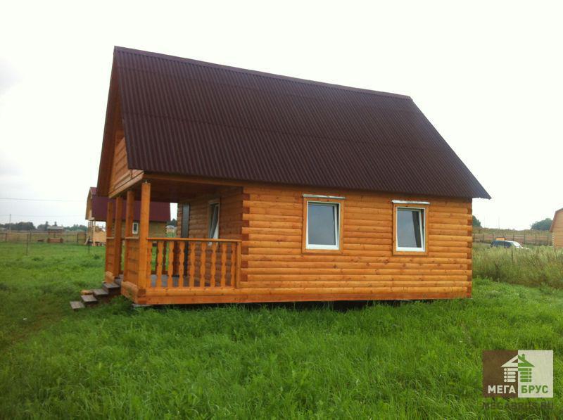 Сколько простоит деревянный дом - МегаБрус